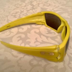 Oakley GasCan Sunglasses Sunshine Yellow Unisex